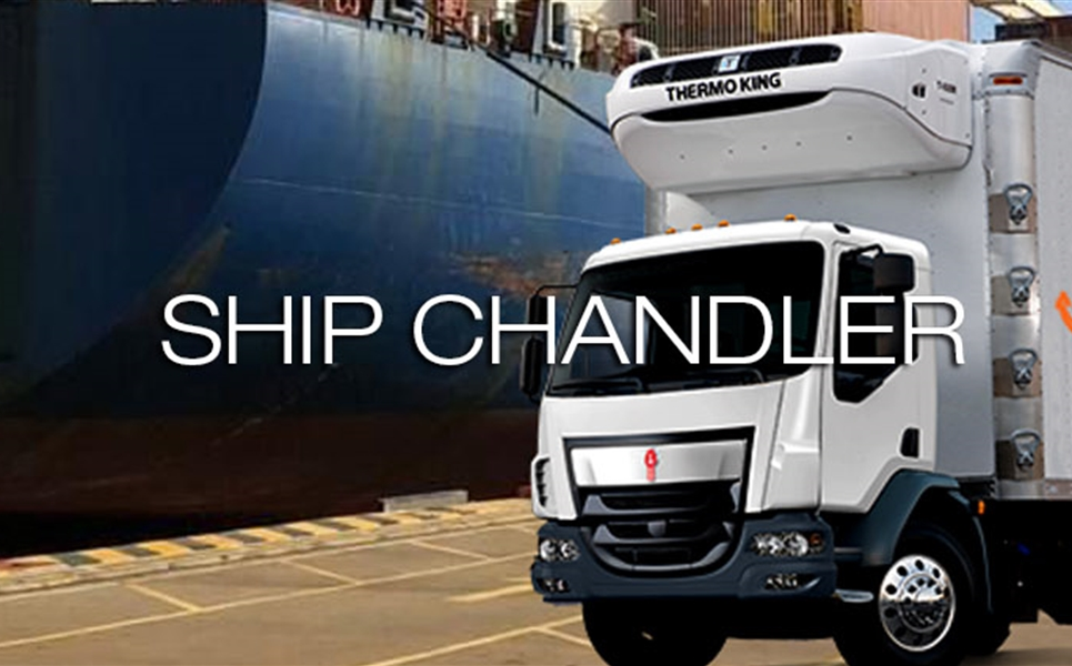 SHIP'S CHANDLER